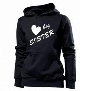 Women's hoodies Little sister