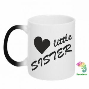 Kubek-magiczny Little sister