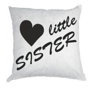 Pillow Little sister