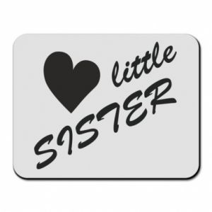 Mouse pad Little sister