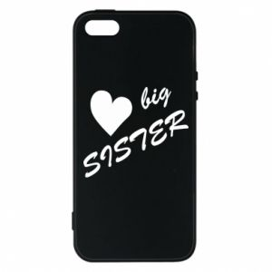 Etui na iPhone 5/5S/SE Little sister