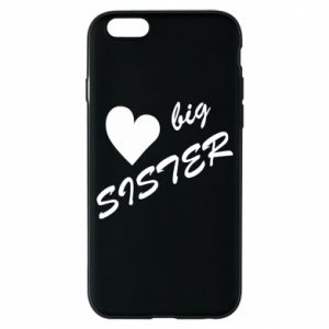Etui na iPhone 6/6S Little sister