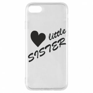 Etui na iPhone 7 Little sister