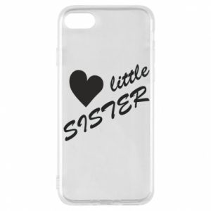 Etui na iPhone 8 Little sister