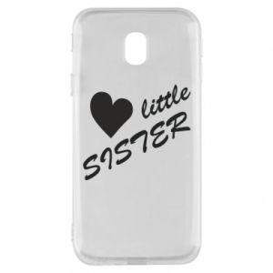 Phone case for Samsung J3 2017 Little sister