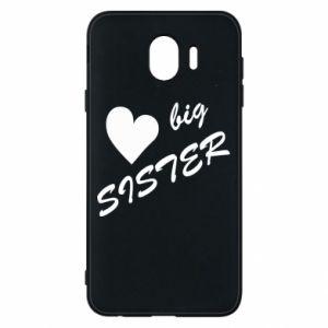 Phone case for Samsung J4 Little sister