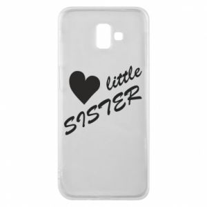 Etui na Samsung J6 Plus 2018 Little sister