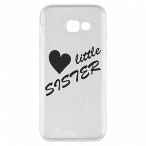 Phone case for Samsung A5 2017 Little sister