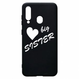 Phone case for Samsung A60 Little sister