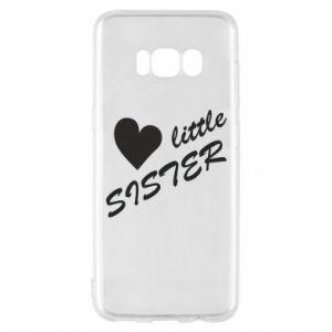 Phone case for Samsung S8 Little sister