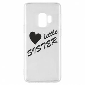 Phone case for Samsung S9 Little sister