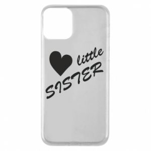 Etui na iPhone 11 Little sister