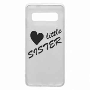 Phone case for Samsung S10 Little sister