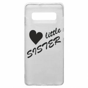 Phone case for Samsung S10+ Little sister