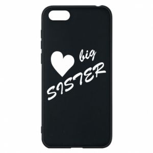 Phone case for Huawei Y5 2018 Little sister