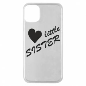 Etui na iPhone 11 Pro Little sister