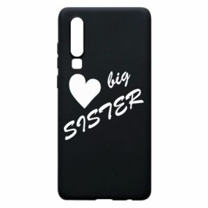Phone case for Huawei P30 Little sister