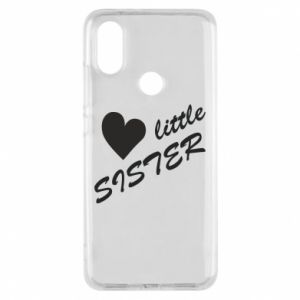 Phone case for Xiaomi Mi A2 Little sister