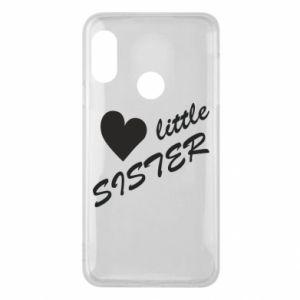 Phone case for Mi A2 Lite Little sister