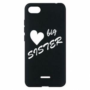 Phone case for Xiaomi Redmi 6A Little sister