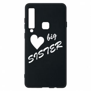 Phone case for Samsung A9 2018 Little sister