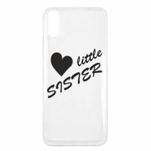 Etui na Xiaomi Redmi 9a Little sister