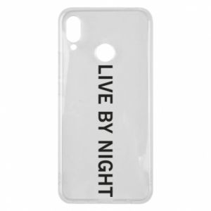 Etui na Huawei P Smart Plus Live by night