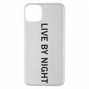 Etui na iPhone 11 Pro Max Live by night