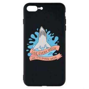 Etui do iPhone 7 Plus Live every week like it's shark week
