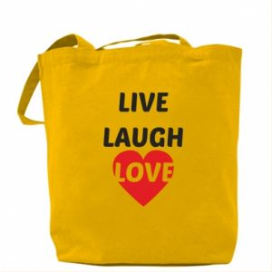 Torba Live laugh love