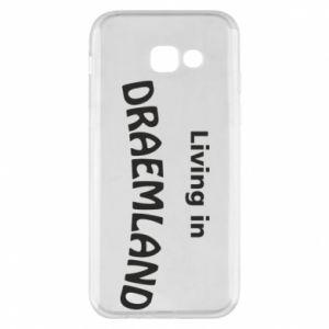 Etui na Samsung A5 2017 Living in Draemland
