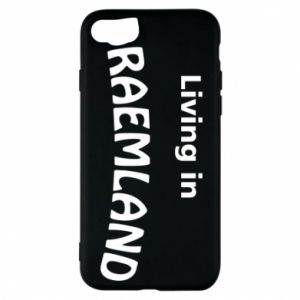 Etui na iPhone 7 Living in Draemland