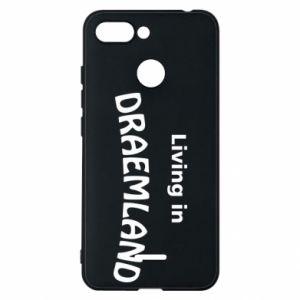 Etui na Xiaomi Redmi 6 Living in Draemland