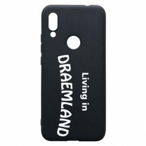 Etui na Xiaomi Redmi 7 Living in Draemland