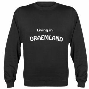 Bluza (raglan) Living in Draemland