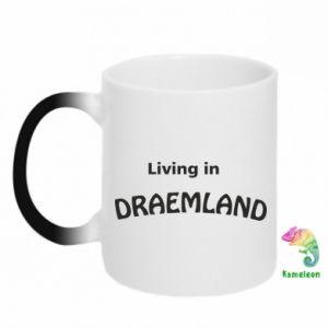 Kubek-kameleon Living in Draemland