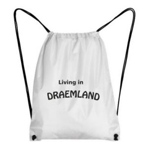 Plecak-worek Living in Draemland