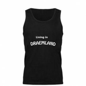 Męska koszulka Living in Draemland
