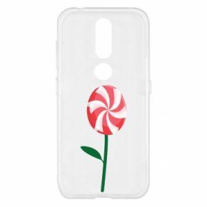 Etui na Nokia 4.2 Lizak - kwiat