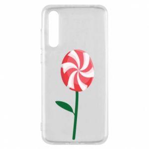 Etui na Huawei P20 Pro Lizak - kwiat
