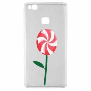 Etui na Huawei P9 Lite Lizak - kwiat