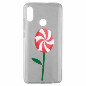 Etui na Huawei Honor 10 Lite Lizak - kwiat