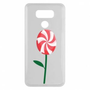 Etui na LG G6 Lizak - kwiat