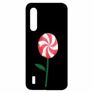 Etui na Xiaomi Mi9 Lite Lizak - kwiat