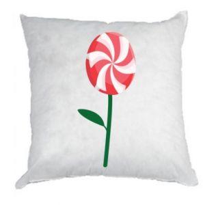 Poduszka Lizak - kwiat