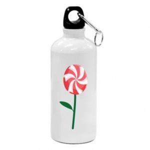 Bidon turystyczny Lizak - kwiat