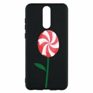 Etui na Huawei Mate 10 Lite Lizak - kwiat