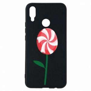 Etui na Huawei P Smart Plus Lizak - kwiat