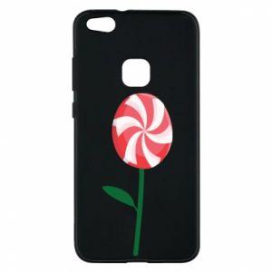 Etui na Huawei P10 Lite Lizak - kwiat
