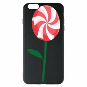 Etui na iPhone 6 Plus/6S Plus Lizak - kwiat